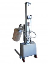 Multi function INOX semi-electric Lifter
