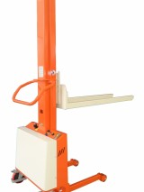 Multi function semi electric stacker